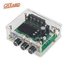 Placa de áudio amplificadora ghxamp a580 w * 2, placa de áudio estéreo tpa3116, amplificador digital de som, tom de alta potência DC12-24V 1pc