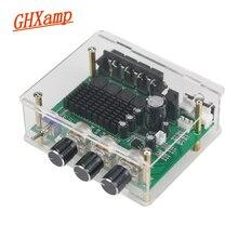 GHXAMP TPA3116D2 80W * 2 wzmacniacz Stereo karta Audio TPA3116 wzmacniacz cyfrowy dźwięk przedwzmacniacz Tone wysokiej mocy DC12 24V 1PC