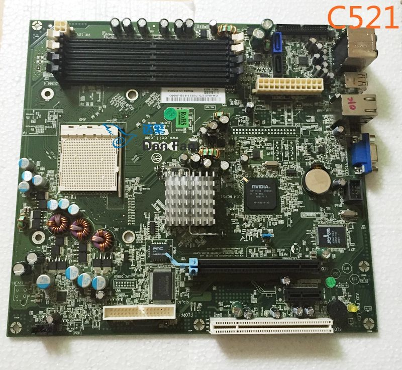 Drivers: Dell Dimension C521 AMD Chipset