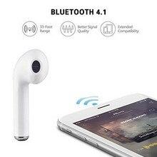 i7 i7s TWS Wireless Bluetooth Earphone In-Ear Stereo Earbud Headset with Chargin