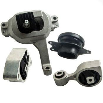 Set di 4 Supporto Motore di Trasmissione per il 2008-2012 Nissan Altima 2.5L Auto CVT