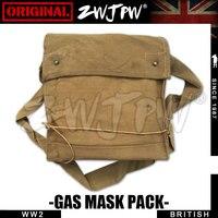 Ww2英国保護マスク袋1941-1944 p37ポーチショル
