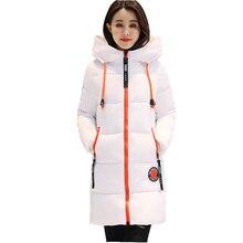 Parka Women 2020 New Winter Down jacket Women Coat Long Hooded Outwear Female
