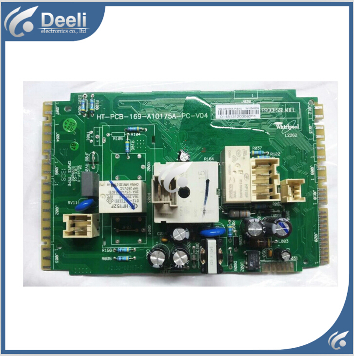 98% new Original good working for washing machine Computer board XQG90-ZS24904BS ZS24904BW motherboard on sale free shipping 100% tested for sanyo washing machine board xqb46 466 motherboard on sale