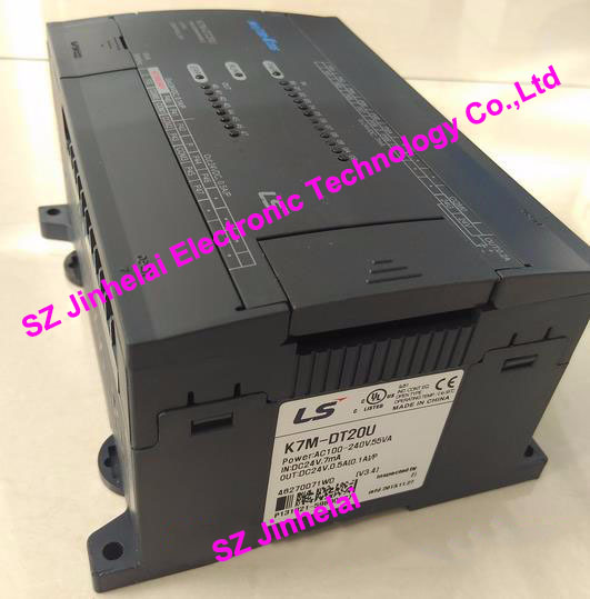 все цены на  100% New and original  K7M-DT20U  LS(LG)  PLC controller  онлайн