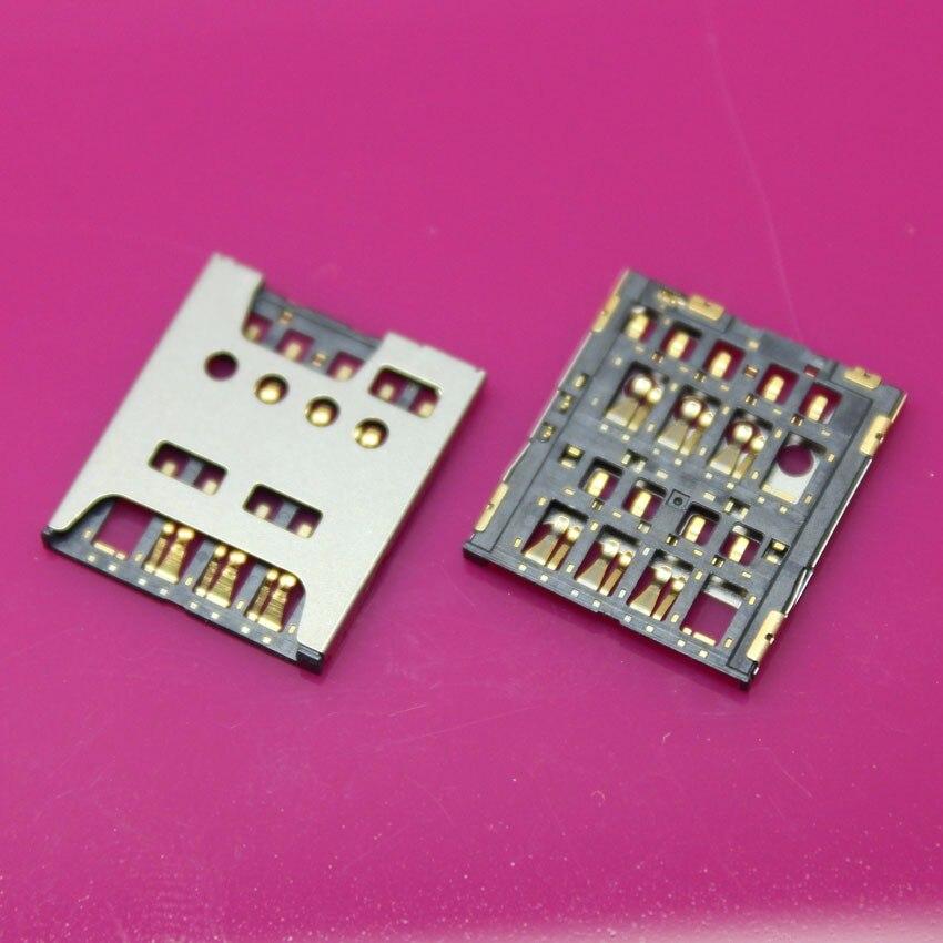 Apuramento preço de soquete Do Cartão Sim titular bandeja slot Substituição de Reparo para SONY Xperia SP M35H C5302 C5303 K500