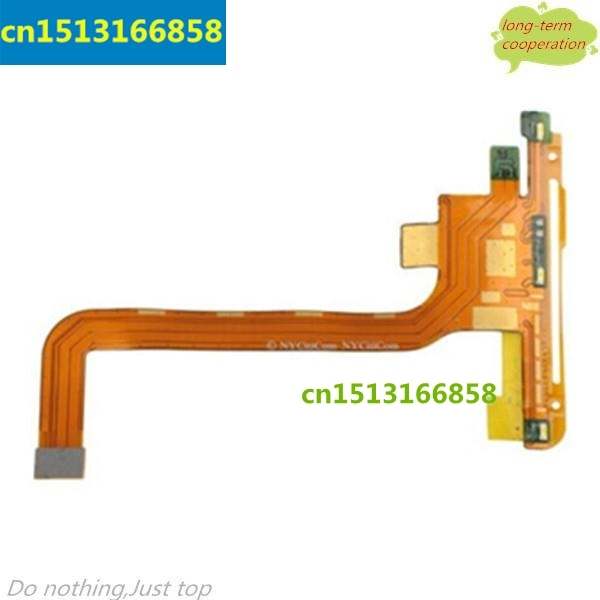 5 pcs/lot   Navigation Light Flex Cable Ribbon for HTC One X S720e Mobile Phone Flex Cables