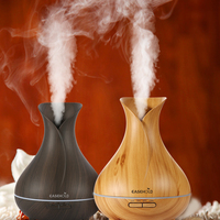 EASEHOLD 400ml Aroma Essential Oil Diffuser Ultrasonic Air Humidifier RU Warehouse In Stock