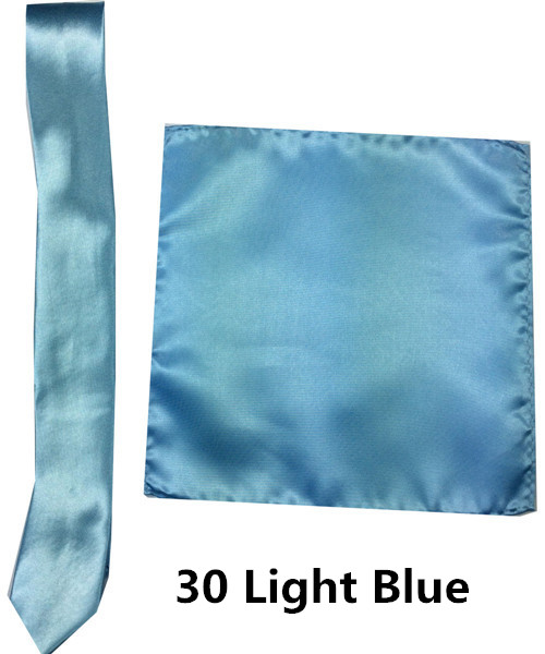 30 _  39 Colours Man Polyester Silk Pocket Sq. Tie Go well with Set Hanky Groom Wedding ceremony Fits Enterprise Handkerchief Necktie ZY186117 HTB1I0z0iQUmBKNjSZFOq6yb2XXaP
