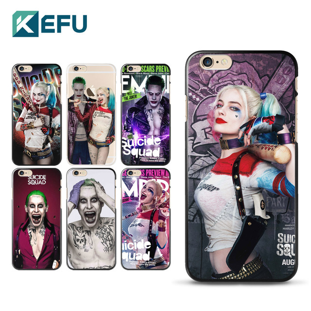 coque joker iphone 8