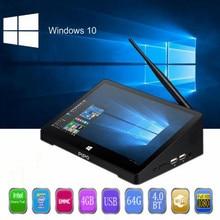 PIPO X10 pro Mini PC Windows 10 & Andriod 5.1 Mini PC Intel Z8350 Quad Core 4G 64G 10.8 inch IPS Tablet PC Smart Media Player