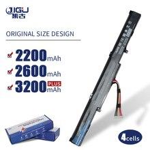 JIGU מחשב נייד סוללה עבור Asus X550DP A450V K550E X750J A550D K751L X751L F450 P750LB X751MA F450C R752L X751MD F450E R752MA