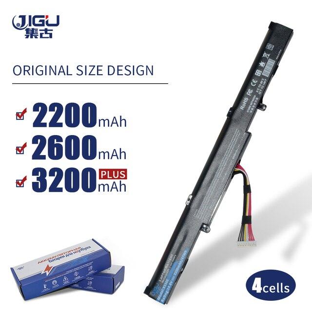 JIGU بطارية كمبيوتر محمول ل Asus X550DP A450V K550E X750J A550D K751L X751L F450 P750LB X751MA F450C R752L X751MD F450E R752MA