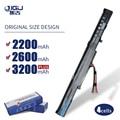 JIGU Laptop Batterie Für Asus X550DP A450V K550E X750J A550D K751L X751L F450 P750LB X751MA F450C R752L X751MD F450E R752MA Laptop-Akkus Computer und Büro -
