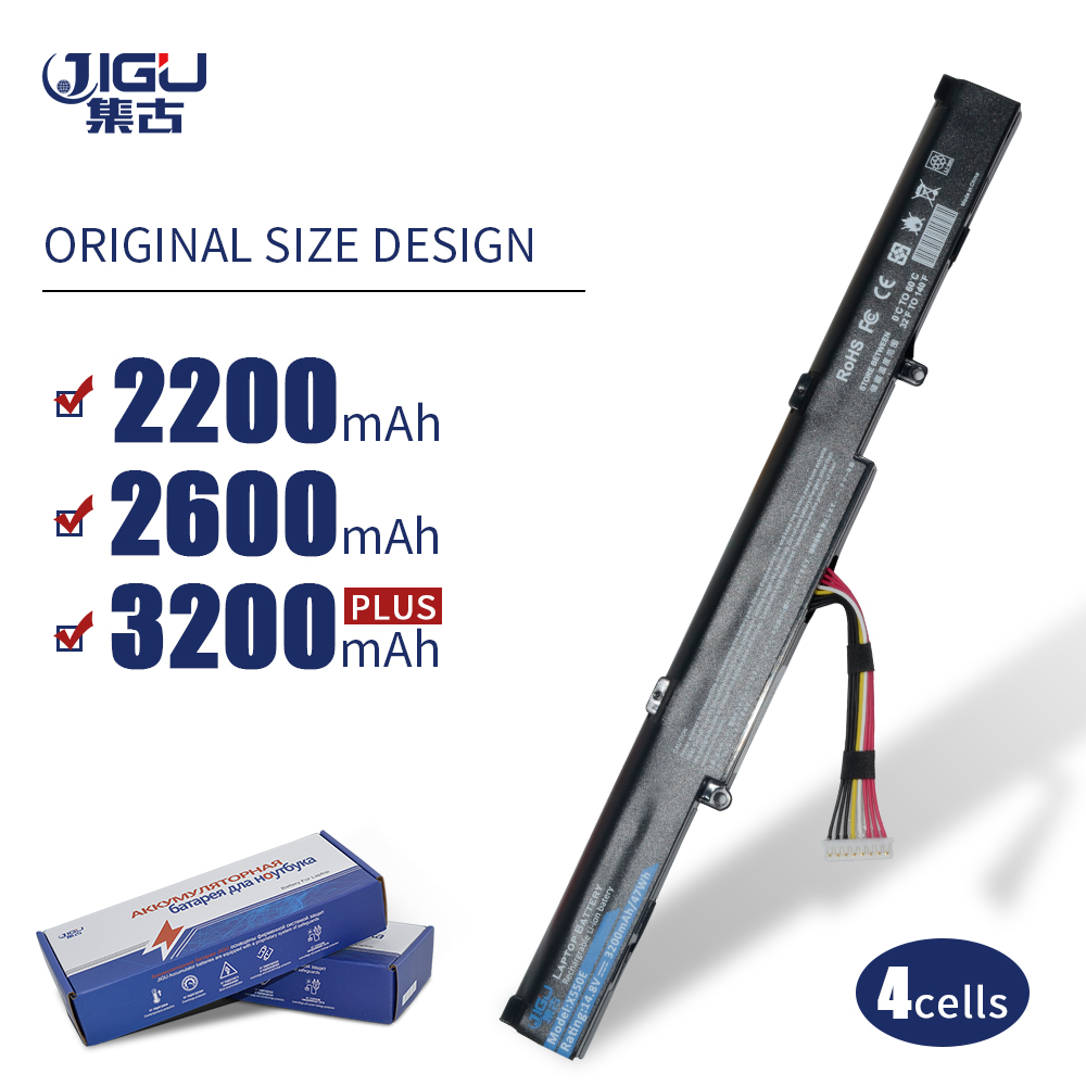 Asus x550dp baterie - JIGU Laptop Battery For Asus X550DP A450V K550E X750J A550D K751L X751L F450 P750LB X751MA F450C R752L X751MD F450E R752MA