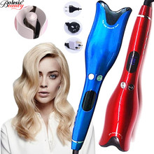 Salon Automatic Curling Iron Air Curler Spin & N Curl 1 Inch Ceramic Rotating Curlers Hair Styling Tools