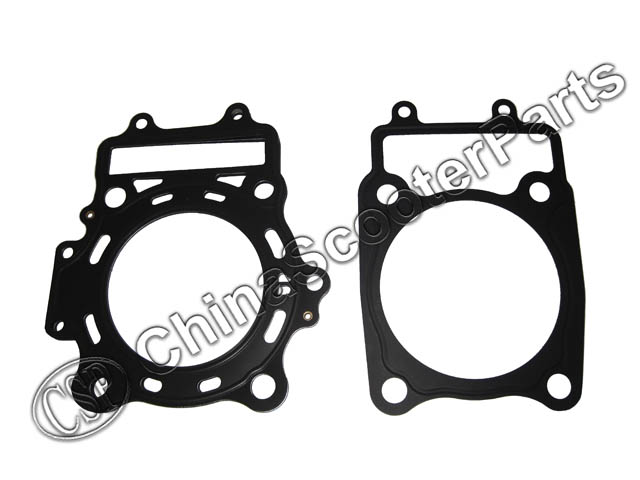87 5mm Cylinder Gasket Kit Linhai Lh188mr 500cc Utv Atv Go Kart In