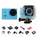 7 Color Choose 720P HD Go 30M Waterproof Pro Sport Mini Camera Bike Helmet Cam Car Dvr Mini Cameras Retail Box Dorp Shipping