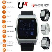 2016 neue Original Uwatch UX Smart Watch Phone Bluetooth SmartWatch Mit Pulsmesser Kompatibel Mit Android IOS