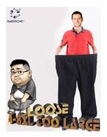 Rarebone 2018 New Style Fat 5XL 9XL Large Size Comfortable Waist Jeans Men Jeans Pants Elastic