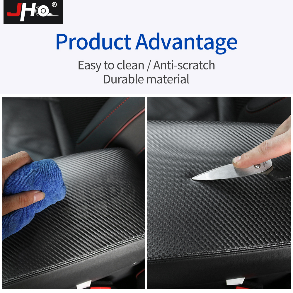 JHO Car Accessories Central Console Protective Armrest Box Cover For 2011 2019 Ford Explorer 2018 2017 2016 2015 2014 2013 2012 in Armrests from Automobiles Motorcycles