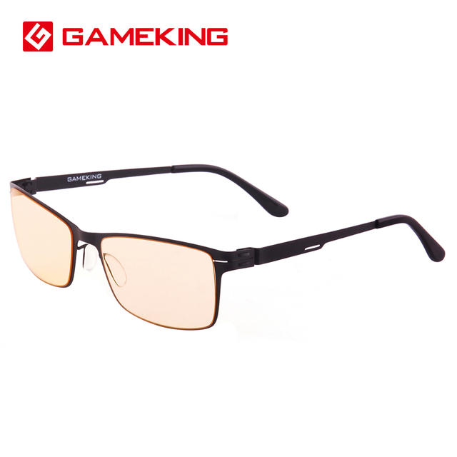 094aac1977a6 GameKing Anti Blue Ray Anti Glare Anti UV Computer Gaming Glasses Eye  Strain Relief Eye Protection Goggles SJ030