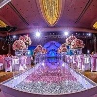 Wedding Centerpiece crystal wedding pillars column Event Decoration