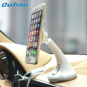 Universal Mobile Phone Magnetic Holder Cobao Desk Car Dashboard Magnet Stand Mount For iPhone 5s 4s 6 / Samsung Smartphone