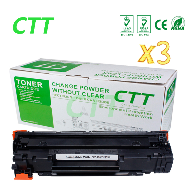 где купить 3 PCS Q2612A 2612A 12a Compatible toner cartridge for HP LJ 1010 1012 1015 1018 1020 1022 3010 3015 3020 3030 3050 M1005 дешево