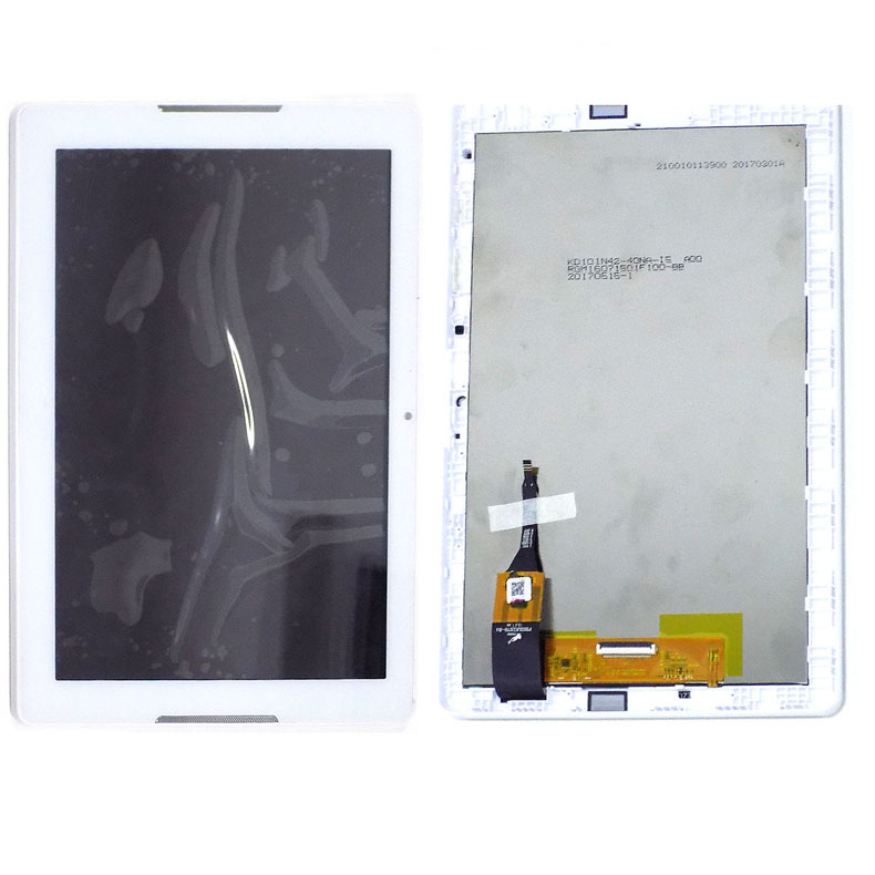 NeoThinking White For Acer iconia one 10 b3-a30 Assembly With Frame Lcd Digitizer Touch Screen Replacement free shipping neothinking 7 inch for acer iconia one 7