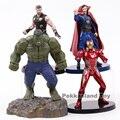 Фигурки героев Marvel  супергероев из ПВХ  супергероев  супергероев  Мстители  Infinity War  Thor  Strange  Hulk  Железный человек  16-20 см
