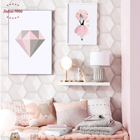 Geometric Diamond Canvas Art Print Painting Poster Wall Pictures For Home Decoration Frame Not Include YE110