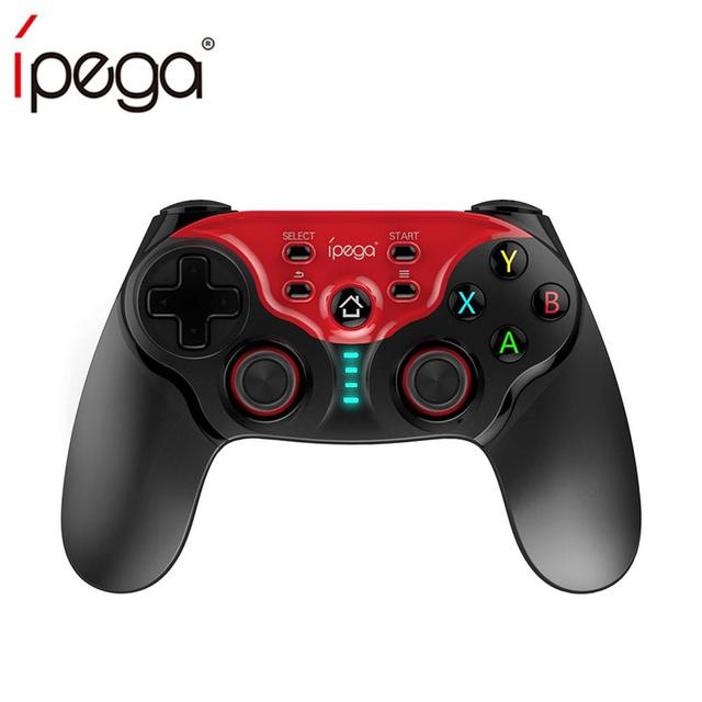 IPEGA 9088 360 Mobile Game Joystick Handle Bluetooth Controller Gamepad For  Playing PUBG Game IOS/