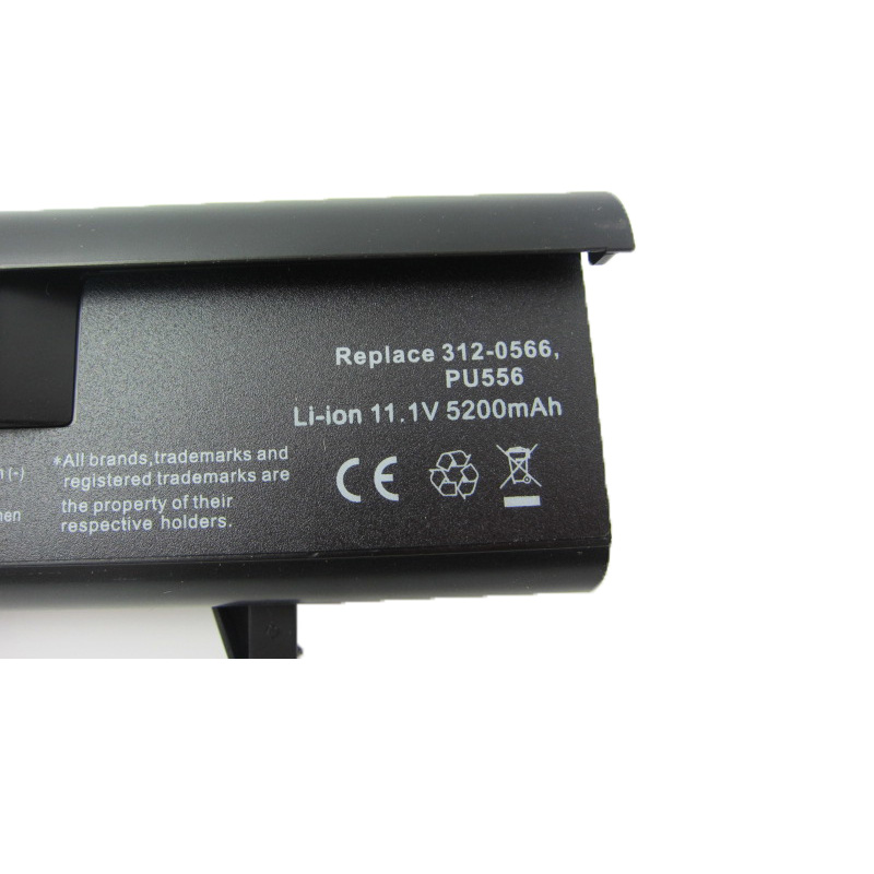 HSW 6cells Laptop Battery XPS 1330 For Dell battery M1330 1318 312 0566 312 0567 312 0739 451 10473 PU556 PU563 TT485 WR050 in Laptop Batteries from Computer Office