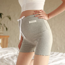 Plus Size Cotton Maternity Panties for Pregnant Women Underwear High Waist Briefs Pregnancy Summer Thin Intimates Clothing(China)
