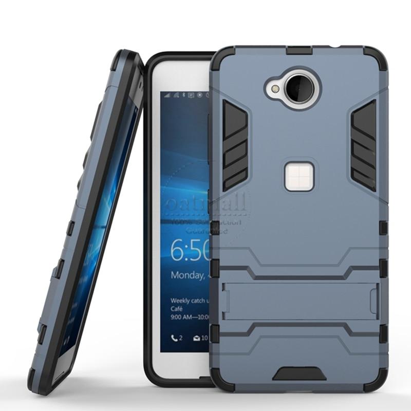Dual Layer Hybrid Tough Rugged Armor Case For Nokia