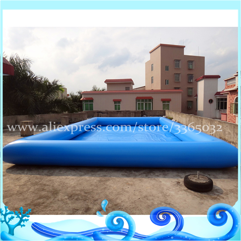 Large Customized Portable Inflatable Swimming Pool For Children And Adults Inflatable Swimming Pool