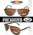 2017 Marrón 007 bruce estilo Conductor del TAC mejorada polarizado polaroid polarizado golf pesca UV 400 Hombres mujeres gafas de sol