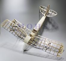 RC מטוסי טייגר עש עץ מטוס כנפי ערכות נחיתה ברדס צירים כחול הדפסת קומבו RC בקנה מידה מטוס טייגר עש ערכות