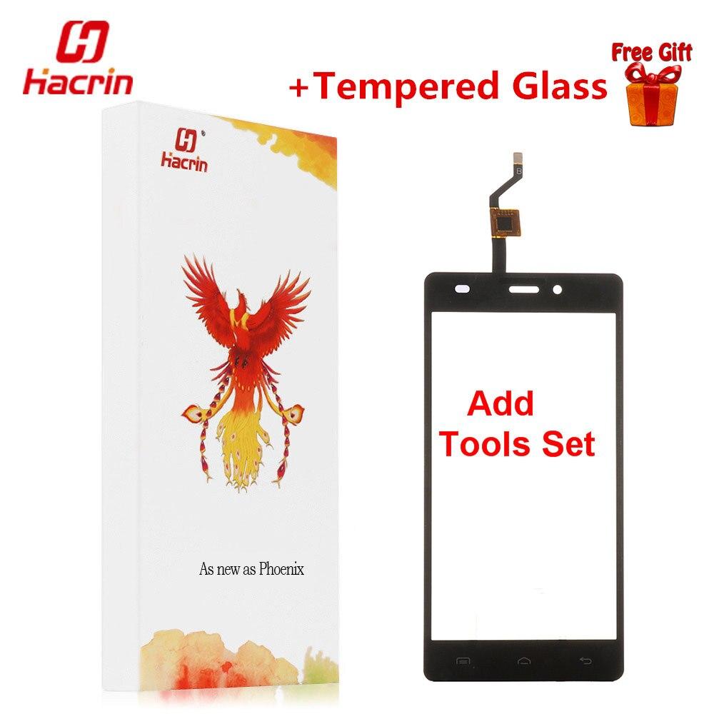 Hacrin Doogee X5 Touchscreen + Werkzeuge Set Geschenk 100% neue Digitizer Glasscheibenanordnung Ersatz Für Doogee X5 Zelle telefon