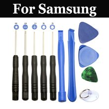 Repair Tool Kit Opening Tool Metal Pry Bar Smartphone For Samsung Galaxy Note 7 On5 On7 S7 S7 Active S7 EDGE S8 Active Xcover 4
