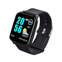 Z02 Professional Sport Smart Watch Life Waterproof Support Healthy Smart Band Blood Pressure Heart Rate Monitor for Android IOS