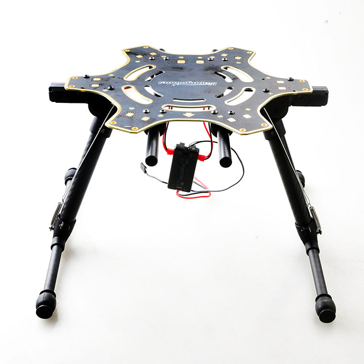 F10059 Electric Retractable Landing Gear Skid Upgrade PCB Centre Board for FPV  F550 Hexacopter RC Drone Gopro Gimbal +FS indesit ewuc 4105