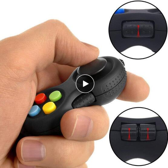YOOAP Decompressed Pad  Game Pad Magic Cube Resists Anxiety And Irritability Puzzle Toys Anti-stress Annoying