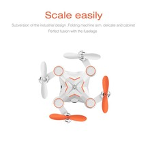 F18781 Heliway 901 RC Mini Pocket Drone 2.4G 6-AXIS NO Camera Portable  RC Quadcopter RC Helicopter Toys Gift for Teenager
