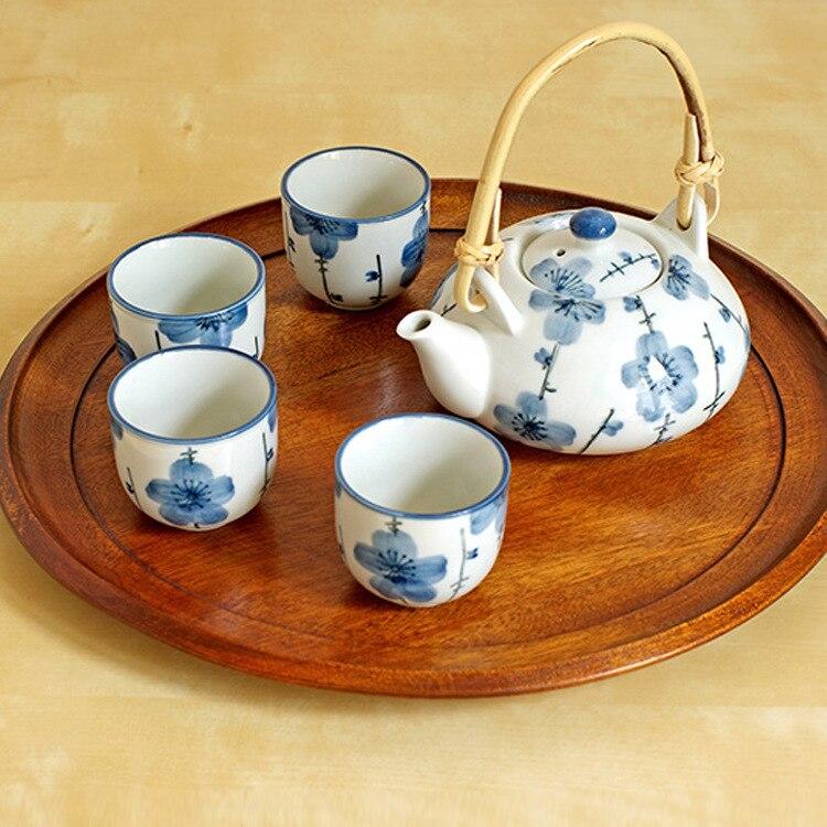 Céramique exquise théière en céramique bouilloires thé tasse porcelaine chinois Kung Fu thé ensemble Drinkware thé cérémonie ensemble