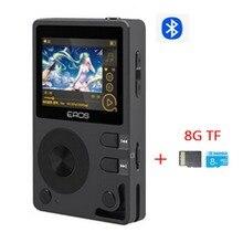 2016 Marca Nueva Aigo EROS DSD64 Q de Alta Calidad Bluetooth 4.0 Audio Sin Pérdidas de Alta Fidelidad Portátil Reproductor de Música DAC USB OTG Apoyo