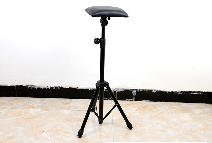Tattoo Tripod Stand Holder Portable Adjustable Height Stainless Steel High Quality Steady Tatoo Support