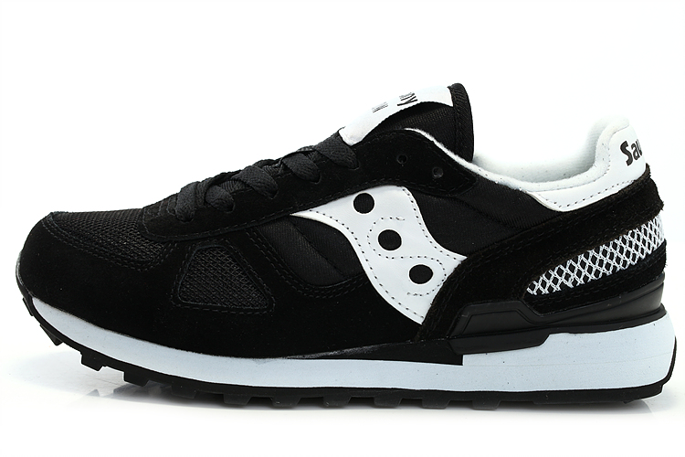 Free shipping West Nyc x Saucony Shadow Original Men's Shoes,High Quality Breathable Black/White Saucony hiking shoes free shipping saucony shadow 5000 men s