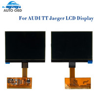 Newest For AUDI TT LCD Display Screen For Audi TT Jaeger A3 A4 Jaeger LCD Dash